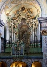 Herzogenburg organ, photo by Bwag