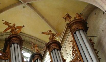 Dijon organ, photo by Stefan Bauer