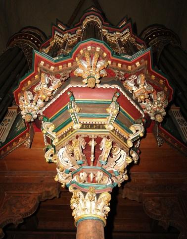 Bremen organ, photo by Jürgen Howaldt