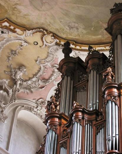 Arlesheim organ, photo by Kriisi