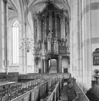 Zwolle organ, photo by Gerard Dukker [Rijksdienst voor het Cultureel Erfgoed]