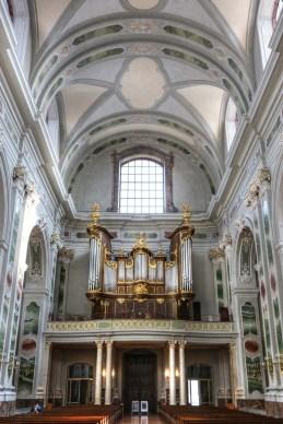 Mannheim organ, photo by Hubert Berberich
