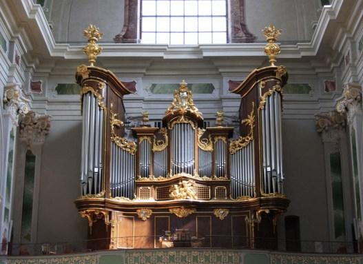 Mannheim organ, photo by Paddy