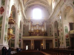 Mannheim organ, photo by Zairon