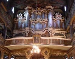 Świdnica organ, photo by Andrzej Otrębski