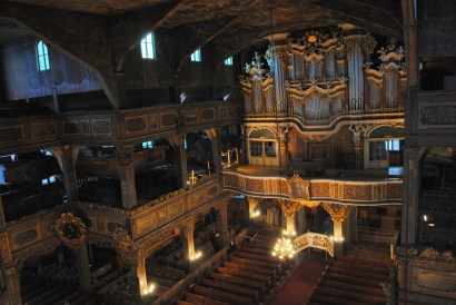 "Świdnica organ, photo by ""Bnorbert3"""