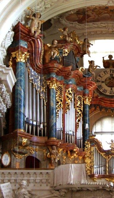 Waldsassen organ, photo by Aconcagua