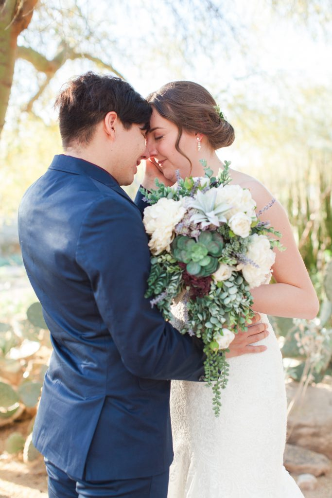 Tohono Chul Park Wedding in Tucson
