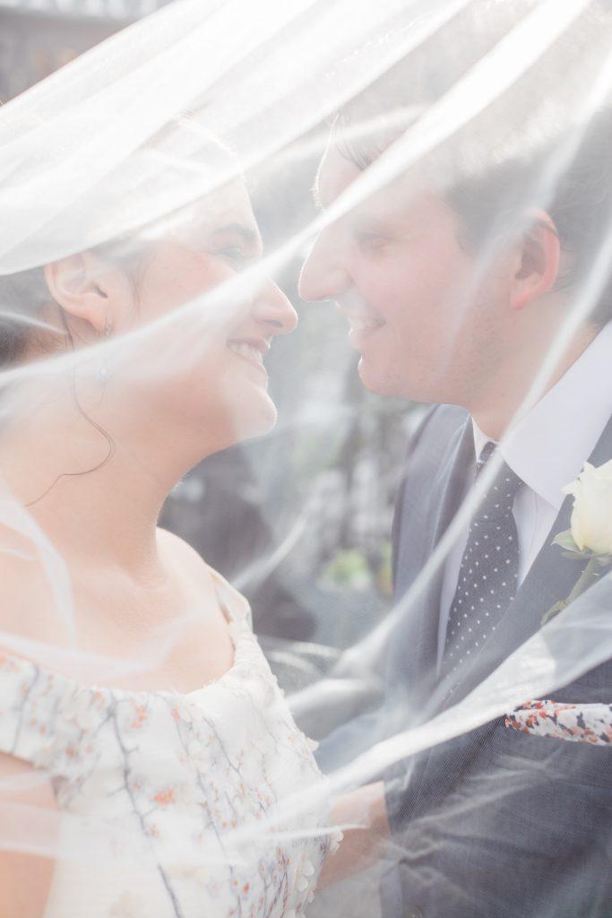 Wedding at St. Maria Goretti Catholic Church