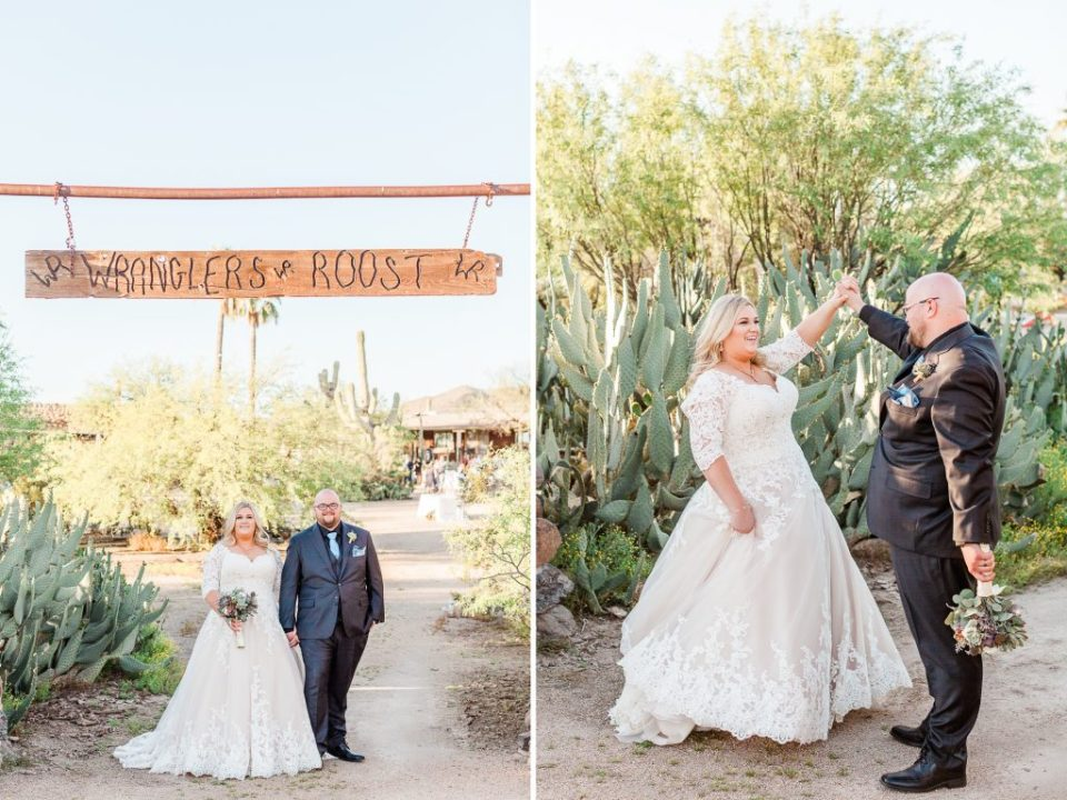 Wrangler's Roost Wedding