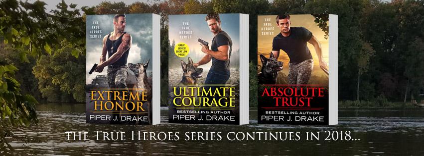 True Heroes series continues
