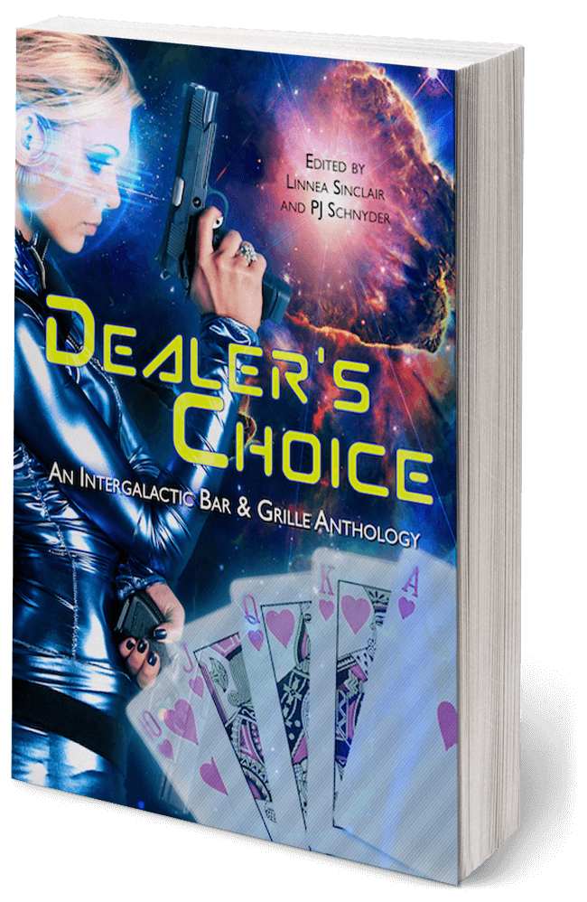 Dealer's Choice by PJ Schnyder