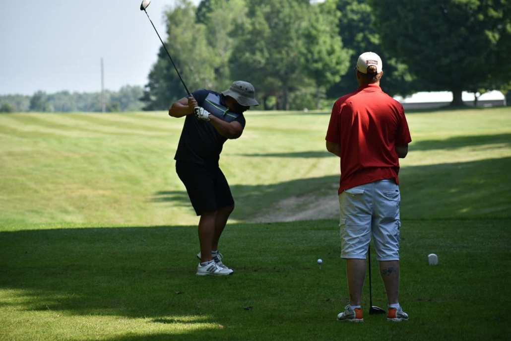 A day of golf at pipestone creek
