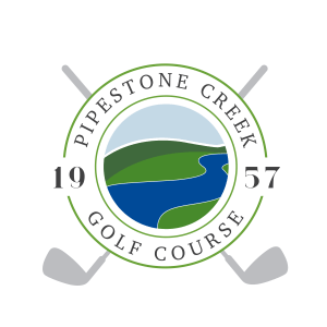 logo pipestone creek golf course