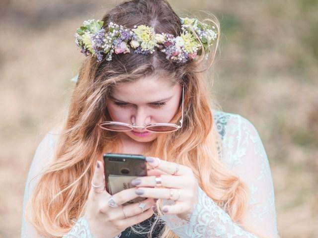 Smartphone Fasten