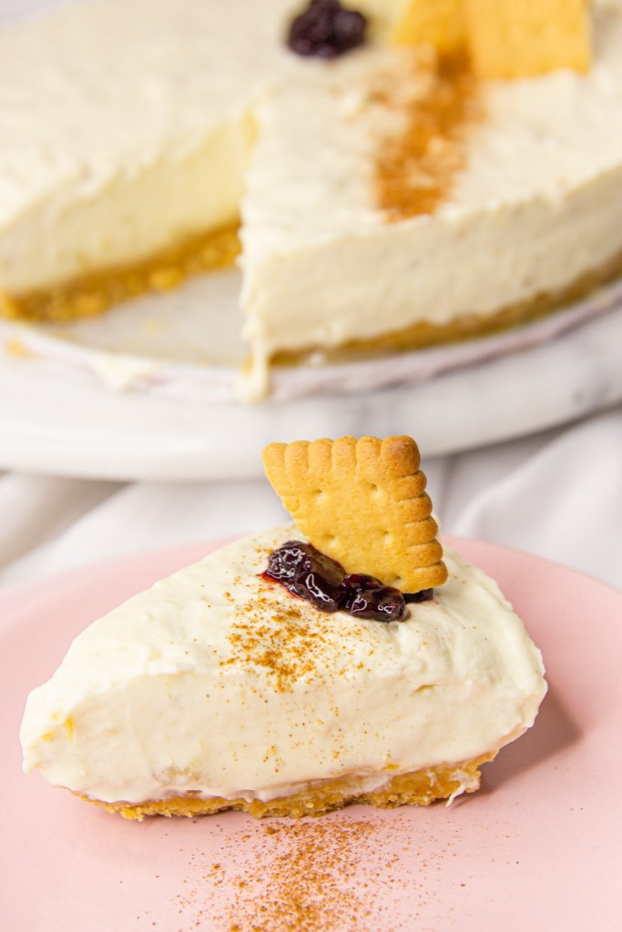 Lazy Cheesecake