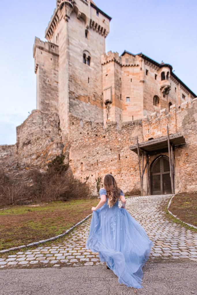 Romantische Ausflugsziele rund um Wien Burg Liechtenstein