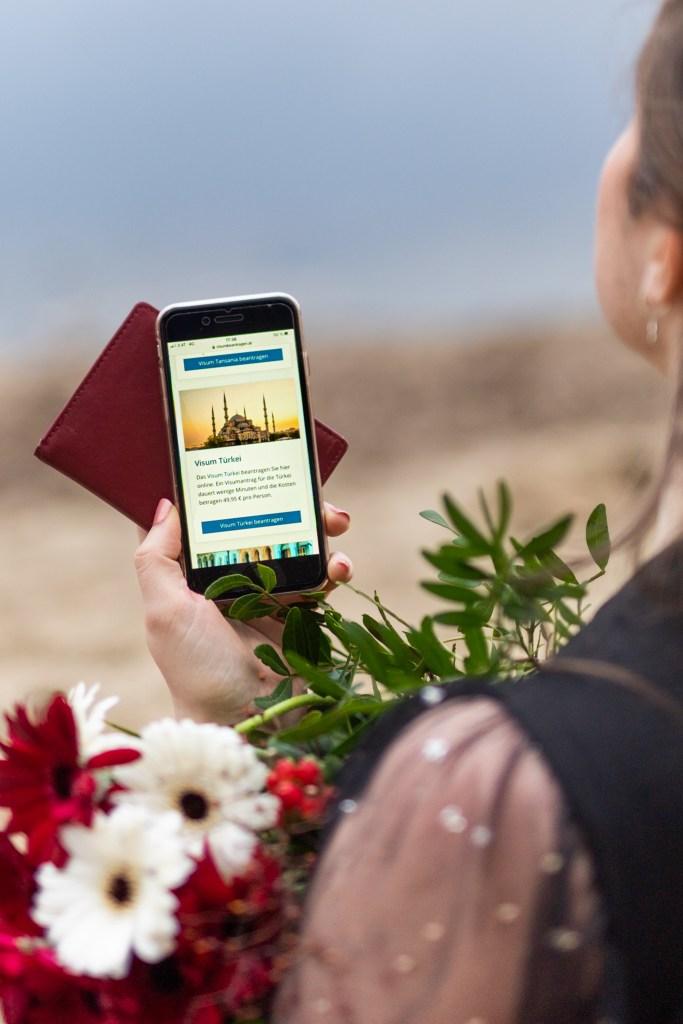Reisevorbereitungen für Ägypten