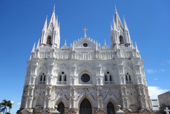 Fiestas Julias en El Salvador, «Santa Ana» dispuesta a celebrar, Julio 17-26