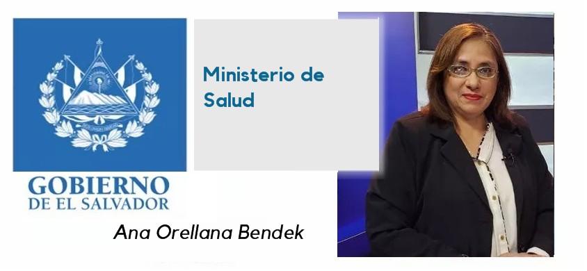 Ana Orellana Bendek como la nueva Ministra de Salud