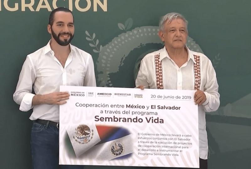 Sembrando Vida en El Salvador