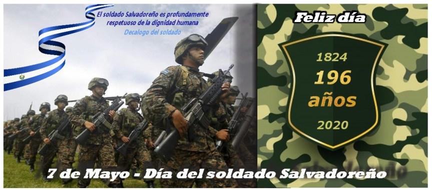 Felicidades en su día a nuestras Fuerzas Armadas!