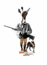 Sr García - Pájaros en la cabeza