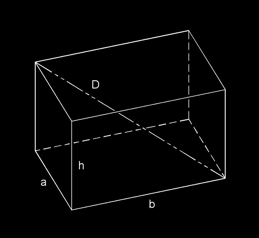 Layout Prism Rectangular