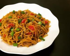 Noodles Instant Pot Pressure Cooker