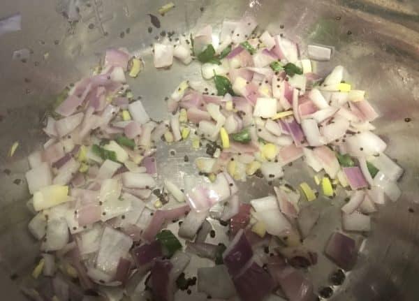 Vermicelli upma instant pot pressure cooker
