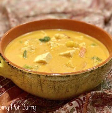Instant Pot Panang Curry