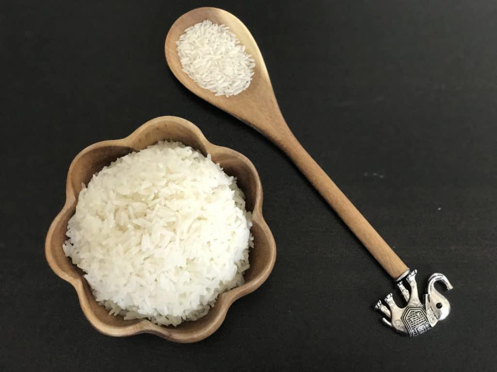 Instant Pot Jasmine Rice Recipe 2 Ways Piping Pot Curry