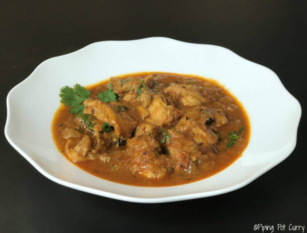 Chicken Curry Instant Pot Pressure Cooker Final