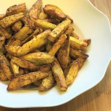 Taro Fries Crispy Arbi Air Fryer 2
