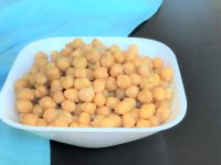 Chickpeas Pressure cooker instant pot 1