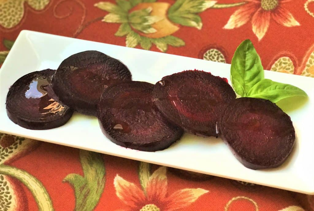 How to cook beets in Instant Pot Pressure Cooker