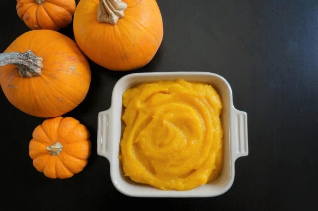 Pumpkin Puree Instant Pot Pressure Cooker 1