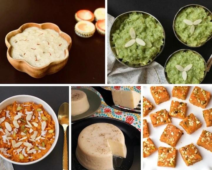 10 Indian Desserts Instant Pot