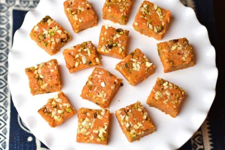 Carrot-Burfi-Spice Cravings