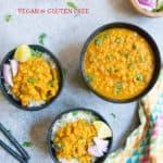 Instant Pot Chana Dal