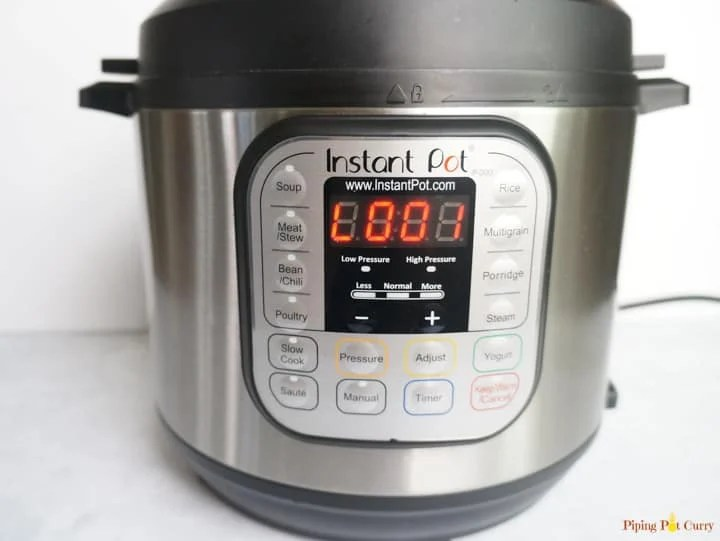 Instant Pot Water Test - Complete Keep warm mode