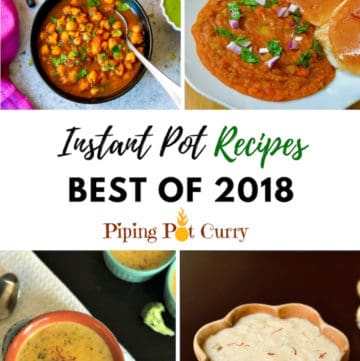 Piping Pot Curry - Top 10 Instant Pot Recipes 2018