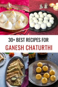 30+ Best Ganesh Chaturthi Recipes