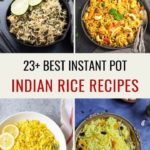 23+ Instant Pot Indian Rice Recipes