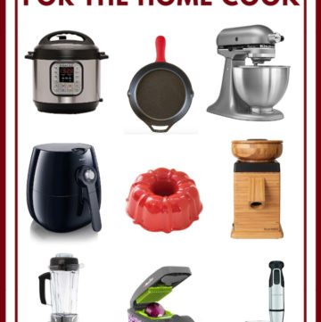 Holiday Gift Guide for the Home Cook
