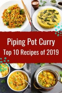 Piping Pot Curry Top 10 Recipes of 2019