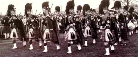 Marching on to compete at the British Championships in 1983, the band's first championship win in G1