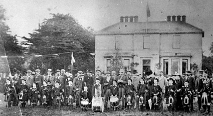 corstorphine pipe band for blog