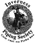 inverness piping society logo