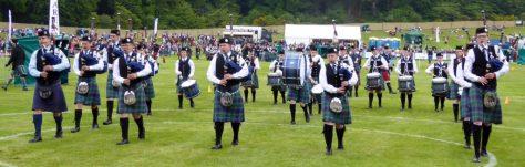 P/M Gordon Bruce and West Lothian Schools